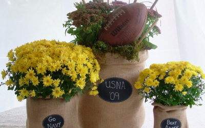 Bucket Bag – Game Watch Party Decor