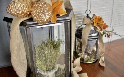 DIY Lantern Ideas