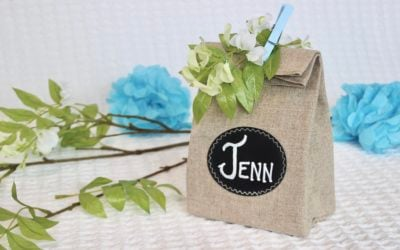 Personalized Party Favor Bags